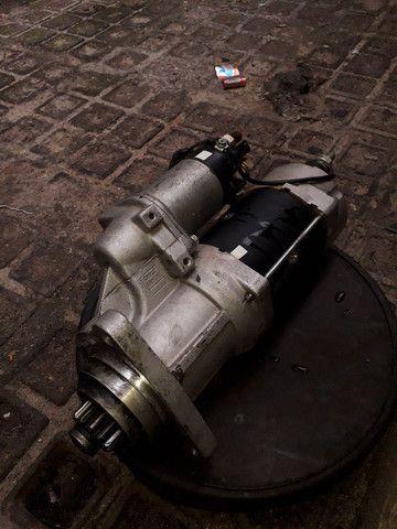 Motor de partida MB Axor 1944  - Foto 4