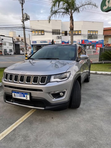 Jeep Compass Limited + Teto - Foto 2