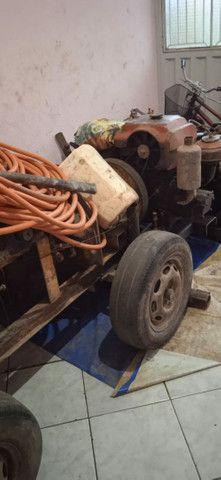 Máquina de fura poço artesiano  - Foto 2
