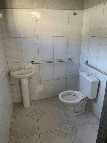 Galpão para aluguel ou venda 170m² 02 banheiros e copa. Anel Viário St. Papilon Park - Foto 8