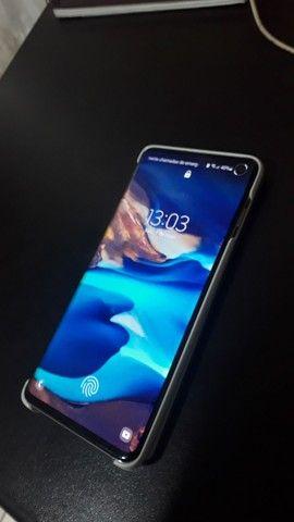 Samsung Galaxy S10 branco - Foto 3