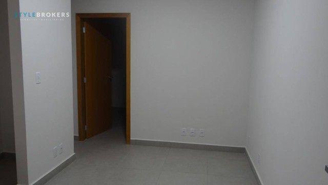 Kitnet com 1 dormitório para alugar, 36 m² por R$ 1.000,00/mês - Cristo Rei - Várzea Grand - Foto 3