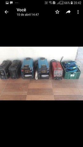 Venda de máquina de solda xmt cabeçote papipro  - Foto 3