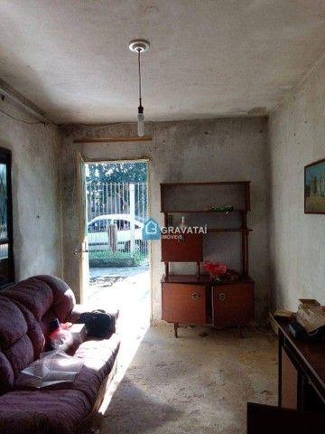 Casa com 2 dormitórios para alugar por R$ 900,00/mês - Bom Sucesso - Gravataí/RS - Foto 2