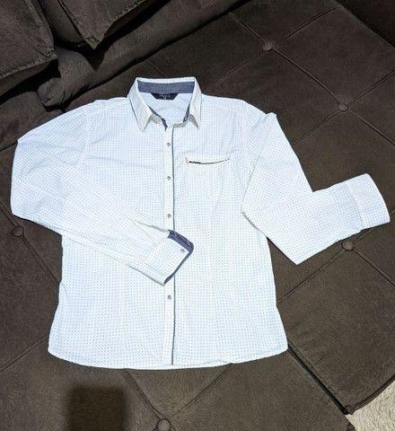 Linda blusa masculina