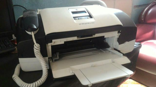 All-in-One: Print, Scanner, Fax e Copier.