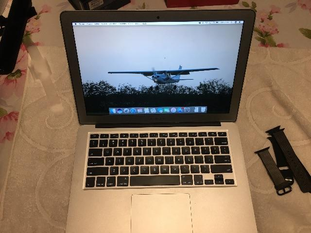 Macbook Air 13'- 128GB - Late 2013