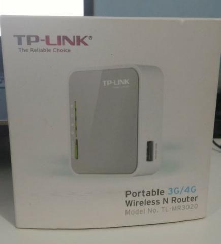 Roteador semi-novo TP-LINK