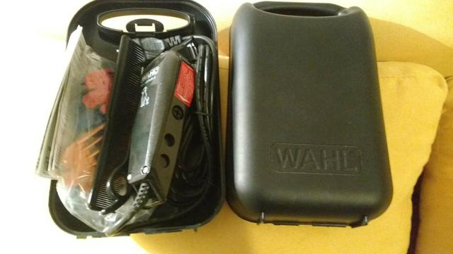 Kit para tosar da marca Wahl novo