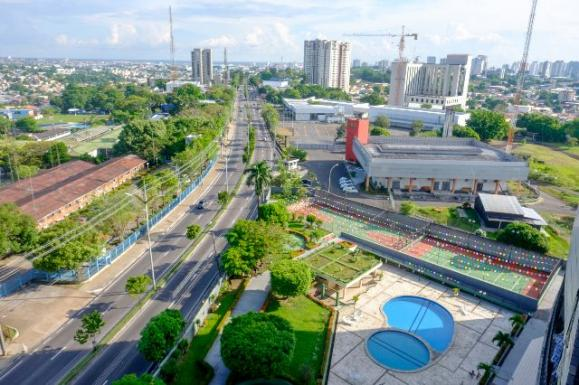 Apartamento 130m² Condomínio Portal da Cidade no Aleixo - Manaus Amazonas AM
