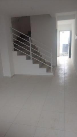 Sobrado Geminado - 02 dormitórios - Vila Nova - Joinville/SC - Foto 8