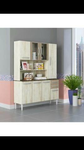 Armário de cozinha 8 portas promoção