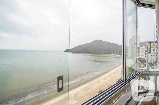 Frente mar Balneário Camboriú