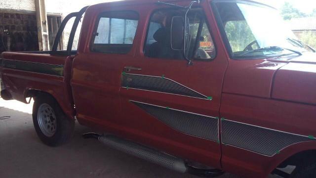 Vendo f1000 cabine dupla turbinada ou troco por carro de menor valor