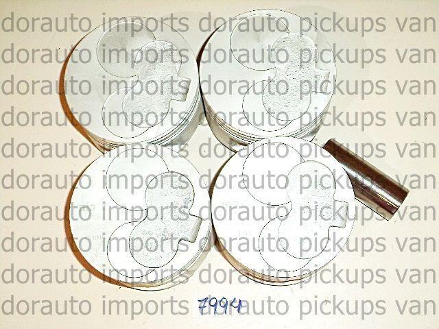 Pistao c/ pino std hilux 3.0 5l 97/99 2x1,5x4