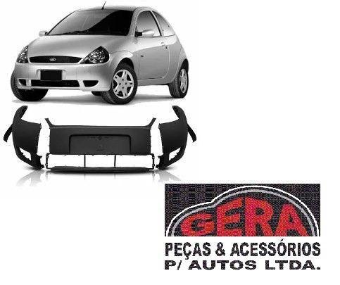 Parachoque Dianteiro Do Ford Ka 2002 2003 2004 2005 2006 2007 2008 Carros Vans E Utilitarios Barra Funda Sao Paulo 477178616 Olx