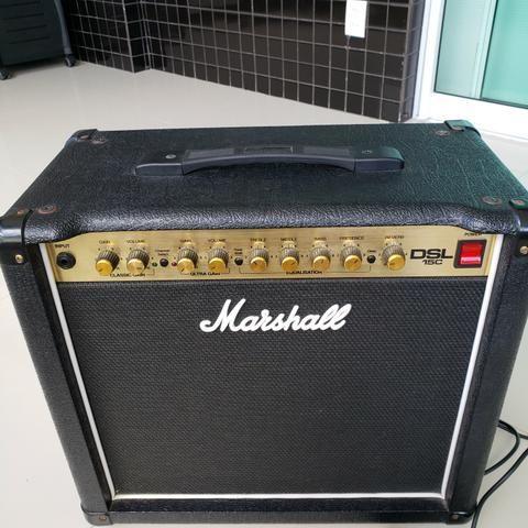 Marshall DSL 15C - Combo valvulado 15W 1x12 - Foto 2