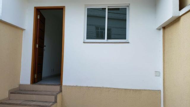 Casa miuto bem localizada duplex 1a locaçao 2 qts com varandas quintal 2 vgs - Foto 17