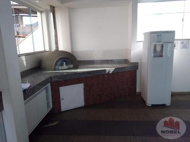 Apartamento à venda com 3 dormitórios em Brasília, Feira de santana cod:5539 - Foto 13
