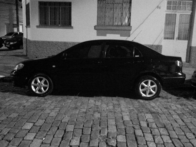 Corolla Xei 16v / 1.8 Mecânico 2004/04 - Toyota - Foto 4