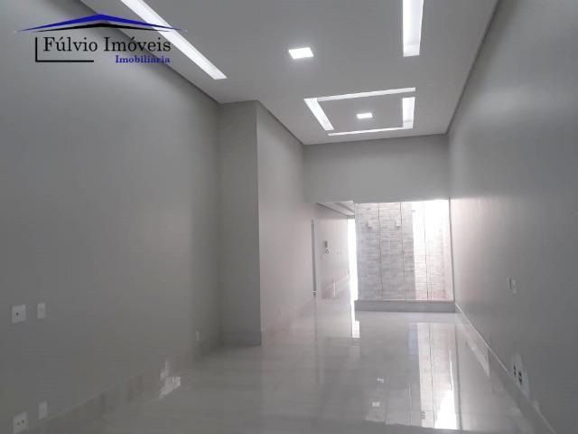 Casa Moderna! 03 suítes com closet e área de lazer completa. Vicente Pires! - Foto 4