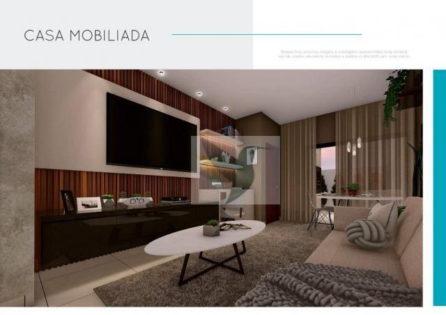 Casa com 3 dormitórios à venda, 135 m² por r$ 560.621 - jardim da mata ii - Foto 16