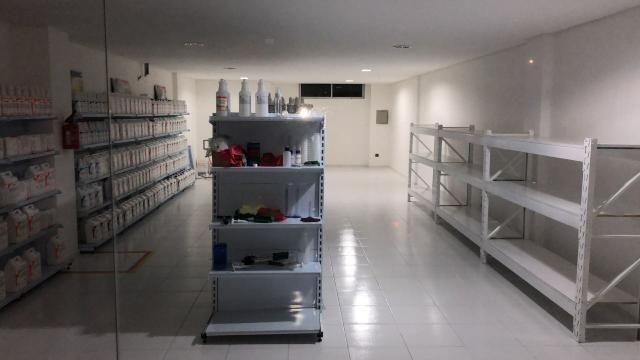 Prateleiras Supermercado
