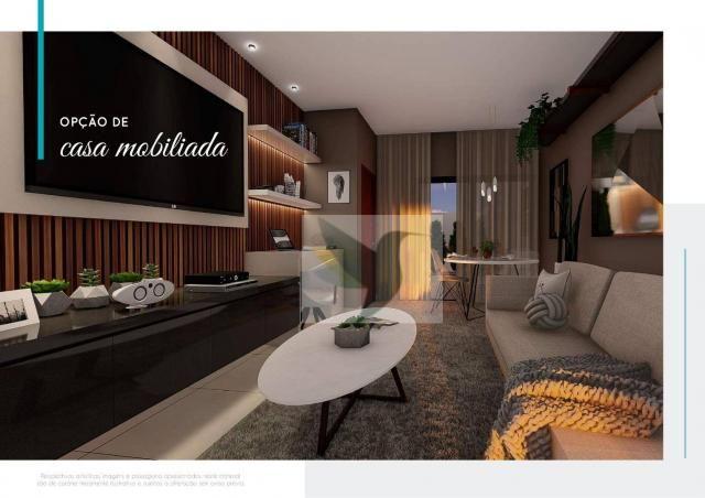 Casa com 3 dormitórios à venda, 135 m² por r$ 560.621 - jardim da mata ii - Foto 9