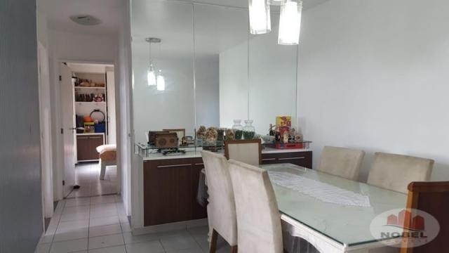 Apartamento à venda com 3 dormitórios em Muchila, Feira de santana cod:4611 - Foto 3