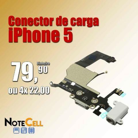 Conector de Carga iPhone 5