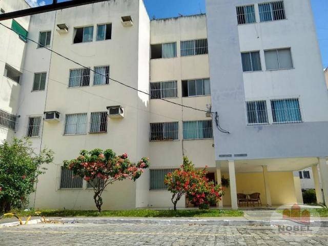 Apartamento à venda com 3 dormitórios em Brasília, Feira de santana cod:5518