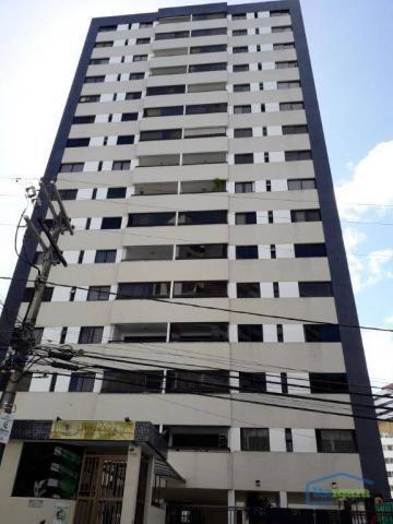 Apartamento com 3 dormitórios à venda, 100 m² por r$ 570.000,00 - cidade jardim - salvador