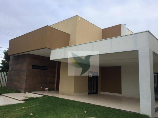 Casa com 3 dormitórios à venda, 270 m² por r$ 1.980.000 - village do cerrado i - rondonópo