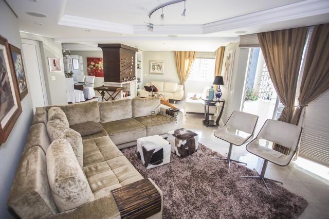 Apartamento à venda com 3 dormitórios em Água verde, Curitiba cod:3085-3 - Foto 6