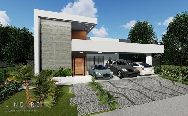 Magnífica casa no Condomínio Mirante do Lago 4 suítes - Foto 12