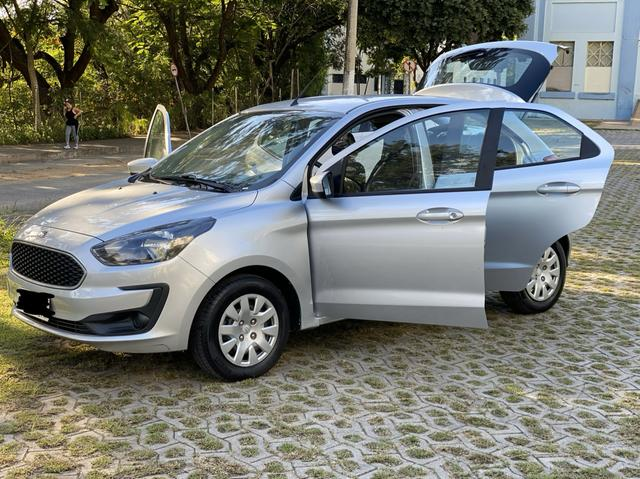 Ford KA 1.5 SE 2019 TOP- 9 KM- Unico Dono- Original Extra Revisões - Foto 2