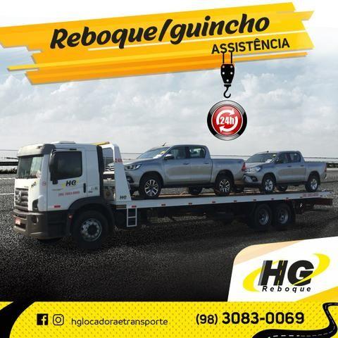 GUINCHO / REBOQUE 24hs - Foto 3