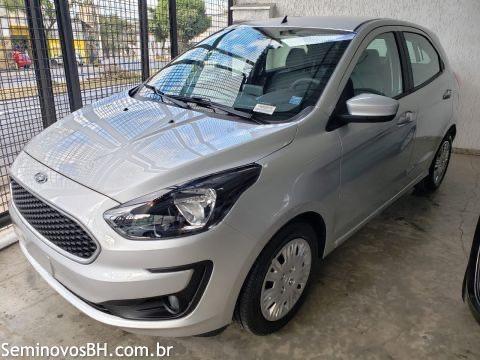 Ford KA 1.5 SE 2019 TOP- 9 KM- Unico Dono- Original Extra Revisões - Foto 19