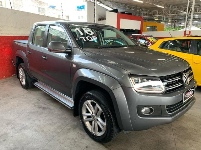 (Junior Veiculos) Amarok Highline Ano:2016 Led - Foto 3