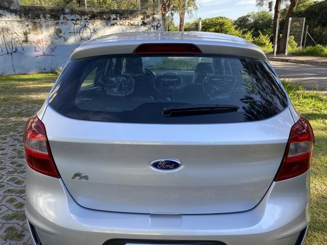 Ford KA 1.5 SE 2019 TOP- 9 KM- Unico Dono- Original Extra Revisões - Foto 9