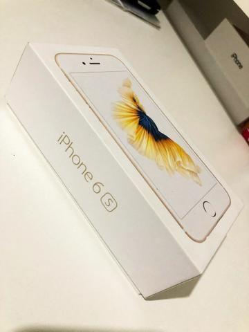 IPhone 6S Gold 32gb 10X Sem Juros no cartão de crédito - Celulares e ... dd86456337