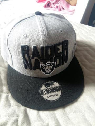 Vendo boné da raider da nfl !!! - Bijouterias 495b14456d3