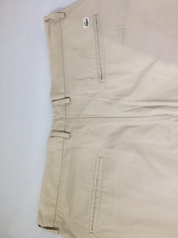 Calça Lacoste nova - Roupas e calçados - Galeão e8445cc59c7