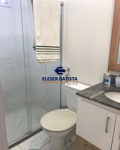Apartamento à venda com 3 dormitórios em Cond. buganville, Serra cod:AP00053 - Foto 8