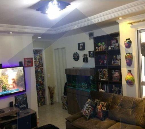 Apartamento à venda com 2 dormitórios em Planalto, São bernardo do campo cod:3904 - Foto 7
