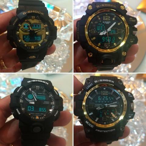 46ec12d9b47 Relógio Casio G Shock - Bijouterias