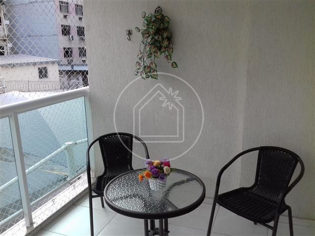 Apartamento à venda com 2 dormitórios em Meier, Rio de janeiro cod:805831 - Foto 5