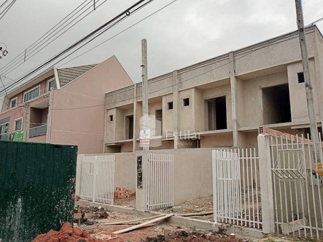 Sobrado 03 quartos (01 suíte) e 02 vagas no Sítio Cercado, Curitiba - Foto 17