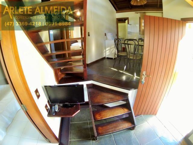Casa para alugar com 2 dormitórios em Araca, Porto belo cod:213 - Foto 9