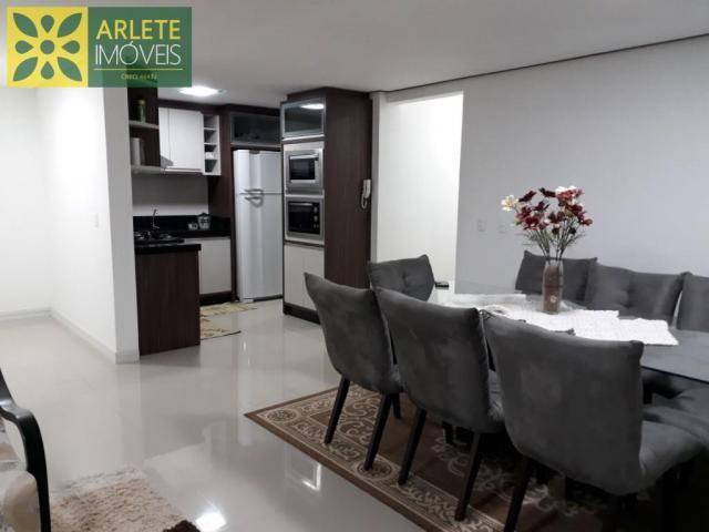 Apartamento para alugar com 3 dormitórios em Pereque, Porto belo cod:268 - Foto 9